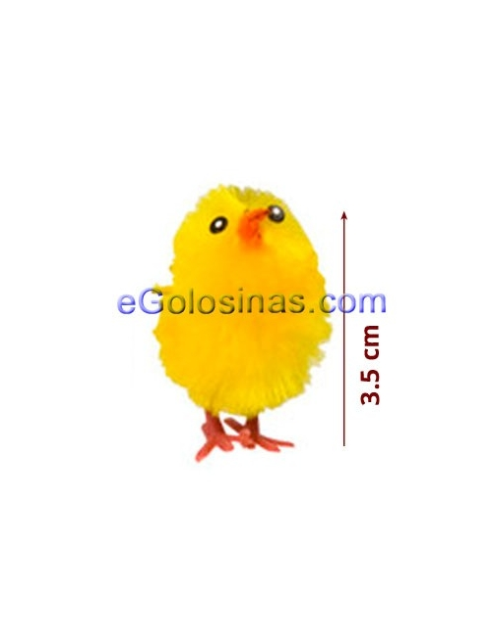 POLLITOS PEQUEÑOS PASCUA 60uds
