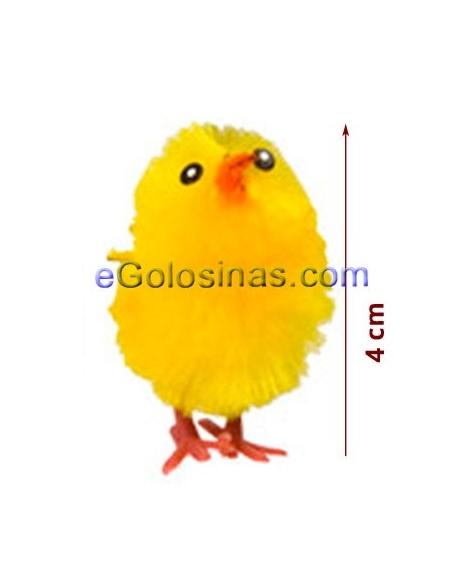 POLLITOS GRANDES PASCUA 36uds 4cm