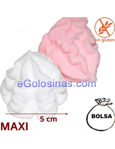 MAXI GOLMALLOWS ACIDOS 50uds GOLMASA