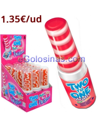 TWO TO ONE TWISTER 12uds