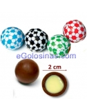 MINI BALONES CHOCOLATE 175uds INTERDULCES