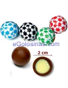 MINI BALONES CHOCOLATE 175uds  INTERDULCES
