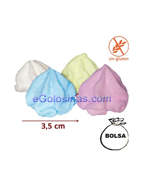 MINI GOLMALOWS COLORINES 150uds