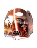 CAJITAS STAR WARS 4uds