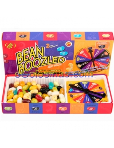 RULETA JELLY BEANS BOOZLED 100gr