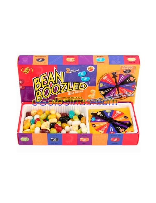 RULETA JELLY BEANS BEAN BOOZLED