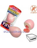 CHICLE PANNA FRAGOLA 200uds FINI