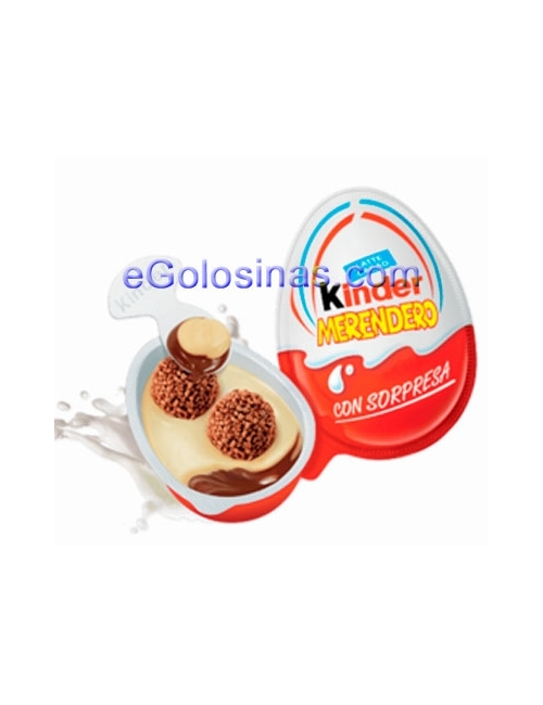 HUEVOS CHOCOLATE KINDER JOY 48uds
