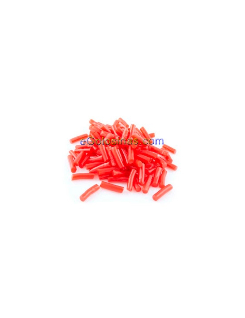 MINI BARRITAS REGALIZ FRESA 1,5 Kg SAET