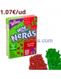 CAJETILLAS WILD ABOUT NERDS 36uds WONKA