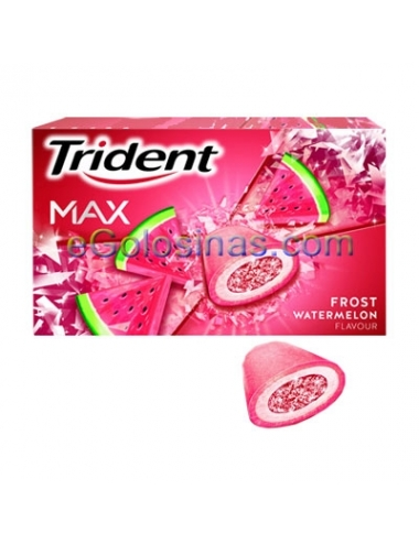 TRIDENT SANDIA MAX FROST 16uds