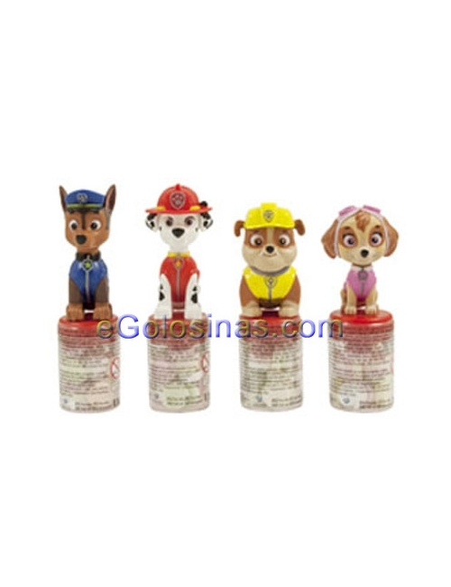 MINI TOPPERS PATRULLA CANINA 20uds