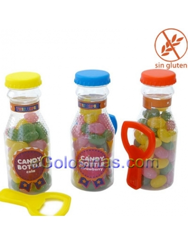 CANDY BOTTLE TWISTERPOP 12uds