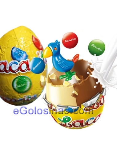HUEVO CHOCOLATE LACASITOS 24uds