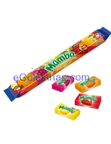 STICK MAMBA MASTICABLE 12uds