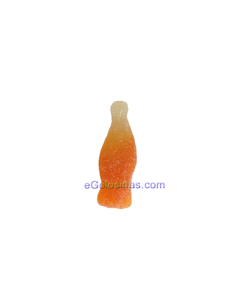 BOTELLAS NARANJA 250uds INTERVAN