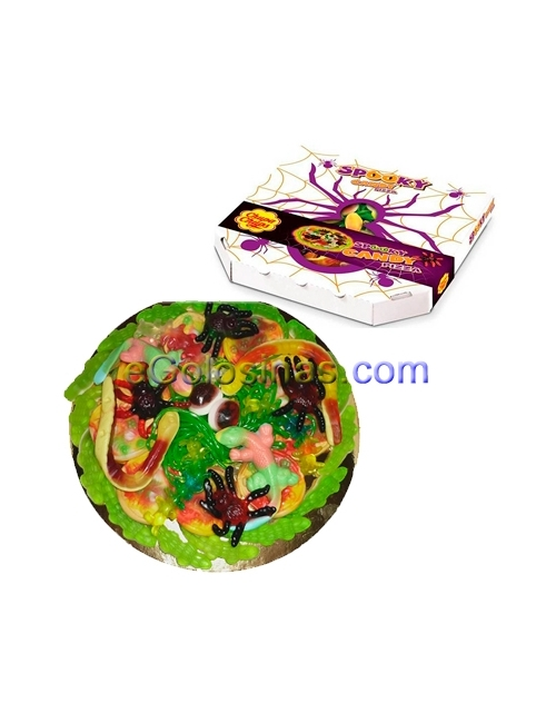 CANDY PIZZA HALLOWEEN 1uds 500gr