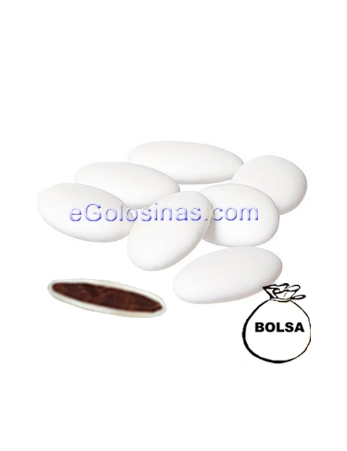 PELADILLA CHOCOLATE color BLANCO 1kg