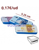 EUROBILLETES CHOCOLATE 90uds