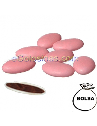 PELADILLAS CHOCOLATE color ROSA 1kg (260uds aprox)