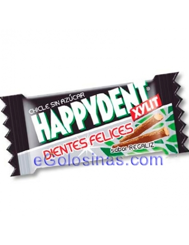 HAPPYDENT REGALIZ 200uds