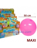 GLOBO BUBBLE BALL 24uds