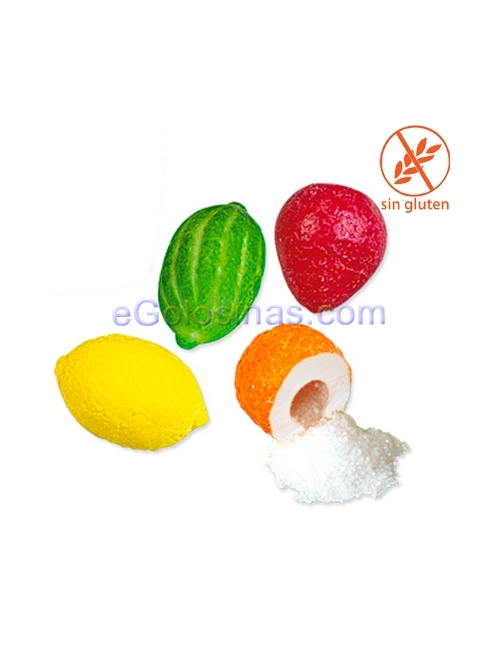 MACEDONIA CHICLE 1Kg FINI