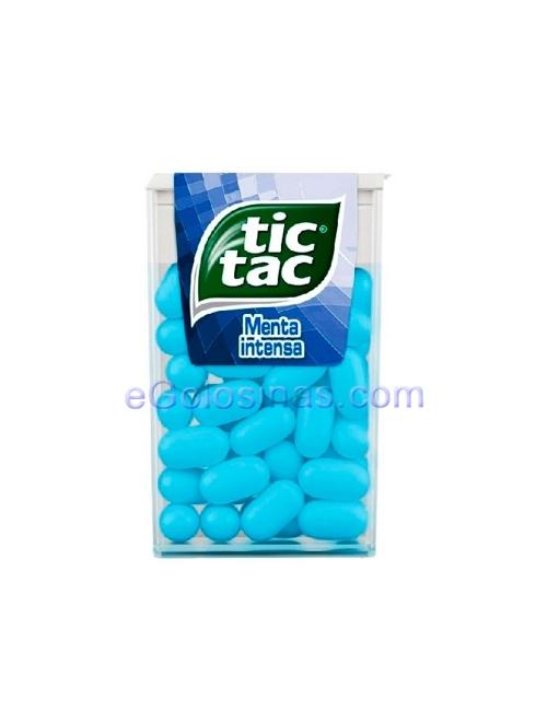 Caramelos estuchados TIC TAC Menta Intensa para comprar a granel