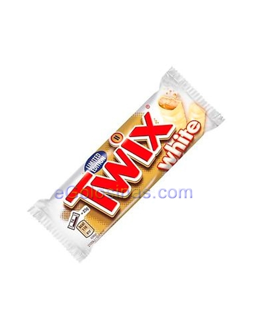 TWIX WHITE Chocolate Blanco 32uds