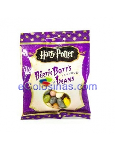 JELLY BEANS HARRY POTTER 54gr 12 Bolsitas