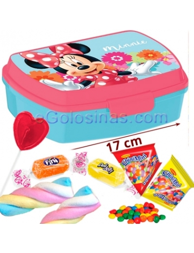 SANDWICHERA MINNIE DISNEY 60GR