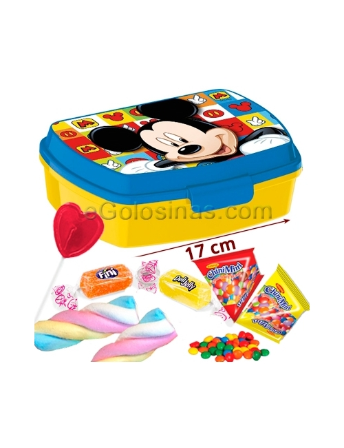 SANDWICHERA MICKEY DISNEY 60GR