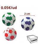 MINI BALONES CHOCOLATE 150uds SIDRAL