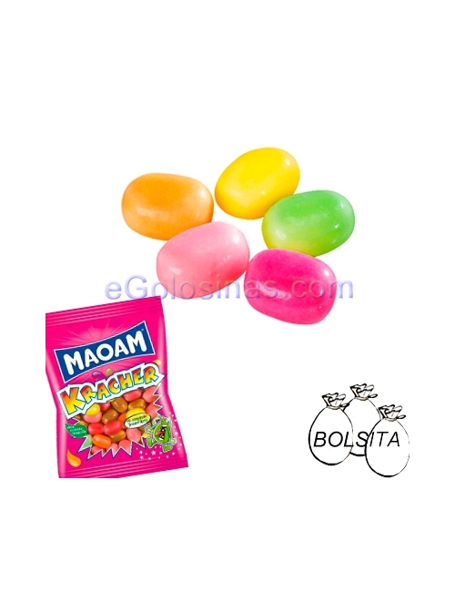 MAOAM KRACHER MASTICABLE 18uds 160gr