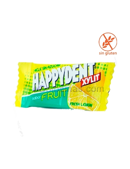 HAPPYDENT LIMON 200uds