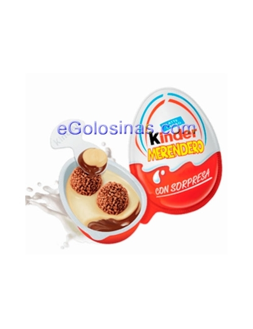 HUEVOS CHOCOLATE KINDER JOY 72uds