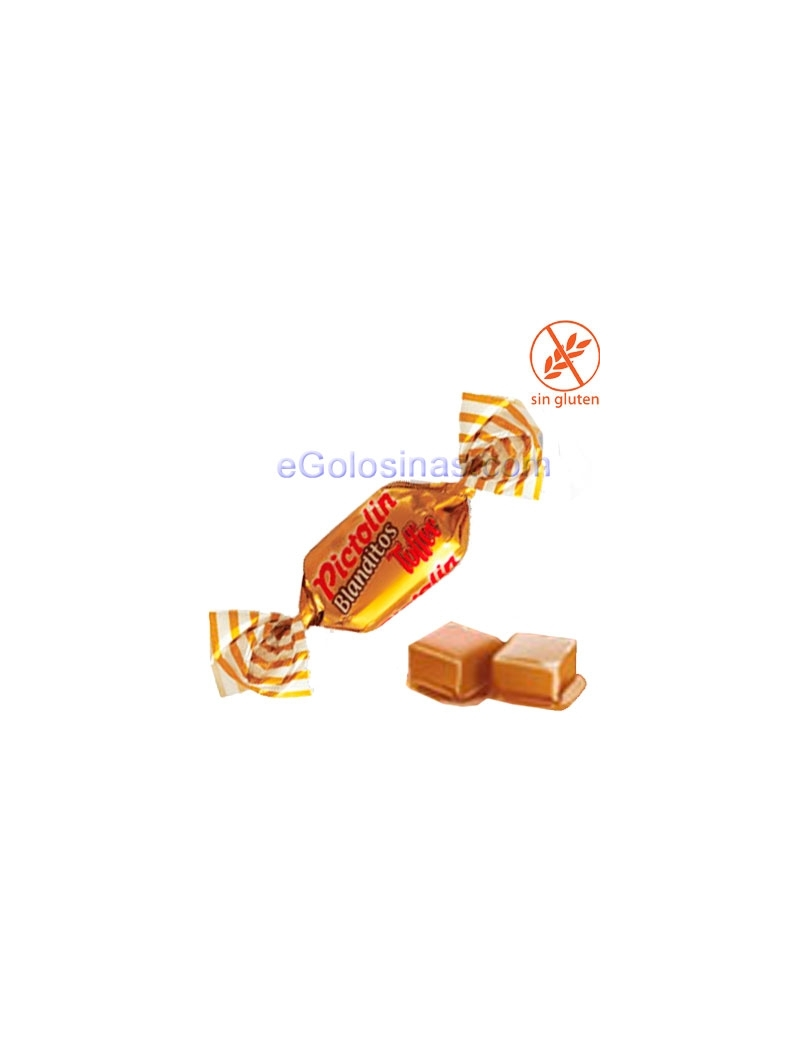 CARAMELOS PICTOLIN BLANDITOS TOFFEE 1kg
