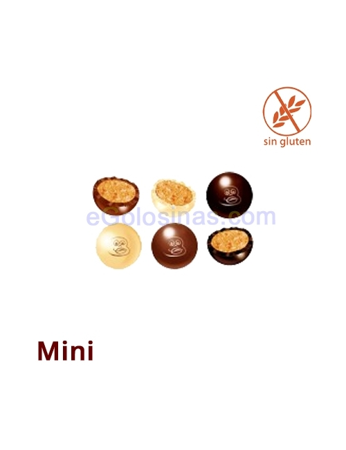 MINI CHOCOBOLAS MIX CEREAL 1Kg LACASA