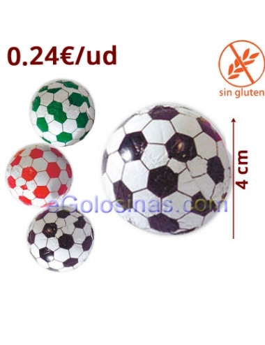 BALONES CHOCOLATE 60uds SIMON