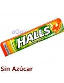 HALLS CITRUS MIX 20uds sin azúcar