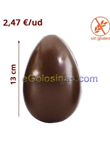 HUEVO CHOCOLATE LISO 100gr 12uds SIMON