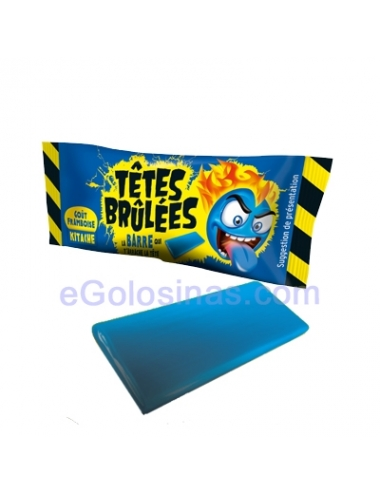 MASTICABLE TETES BRULEES AZUL 150uds