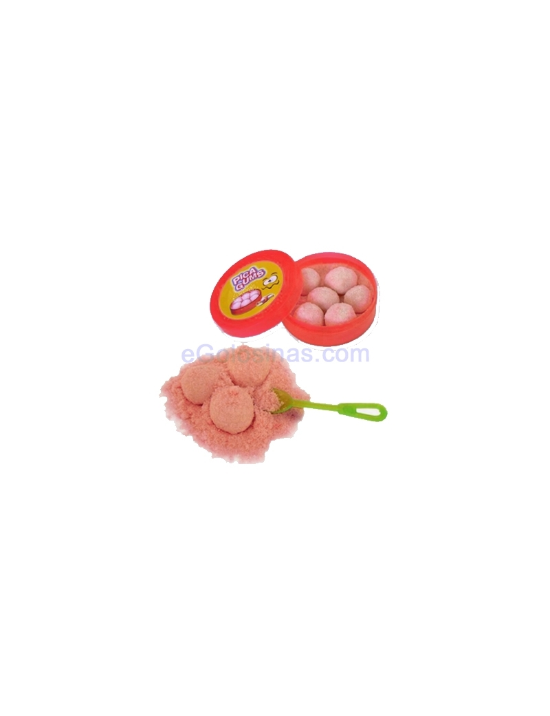 PICA GUMS CEREZA 24uds SWEET TOYS
