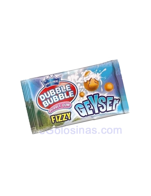 CHICLE GEYSER DUBBLE BUBBLE 200uds