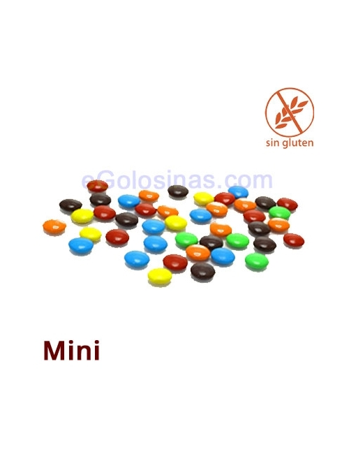 SIDRALITOS MINI GRAGEAS CHOCOLATE 1Kg
