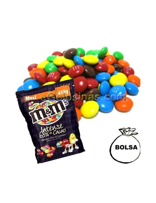 M M'S Chocolate NEGRO 400gr
