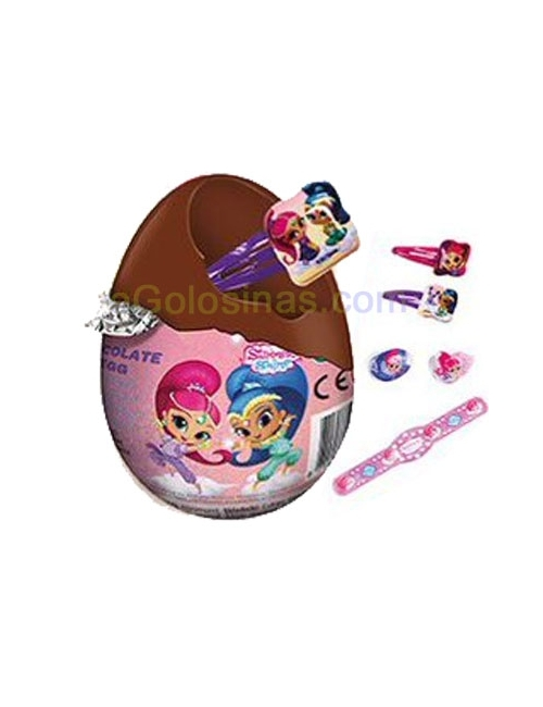 HUEVOS SORPRESA SHIMMER AND SHINE 24uds