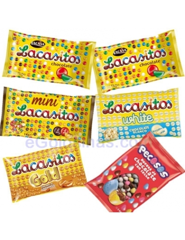 PACK OFERTA LACASITOS VARIADOS