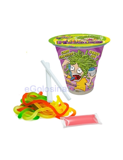 VASOS MR. NOODLES CHUCHES 12uds