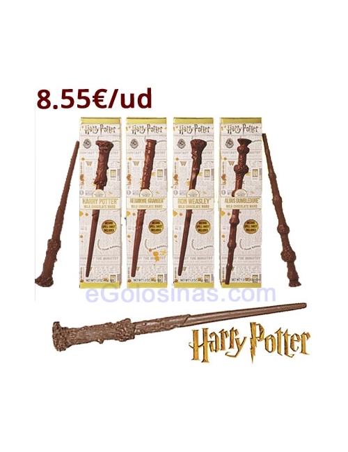 VARITAS CHOCO HARRY POTTER 6uds